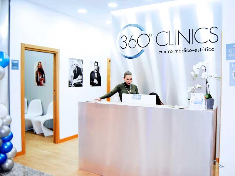 Servicios 360 clinics
