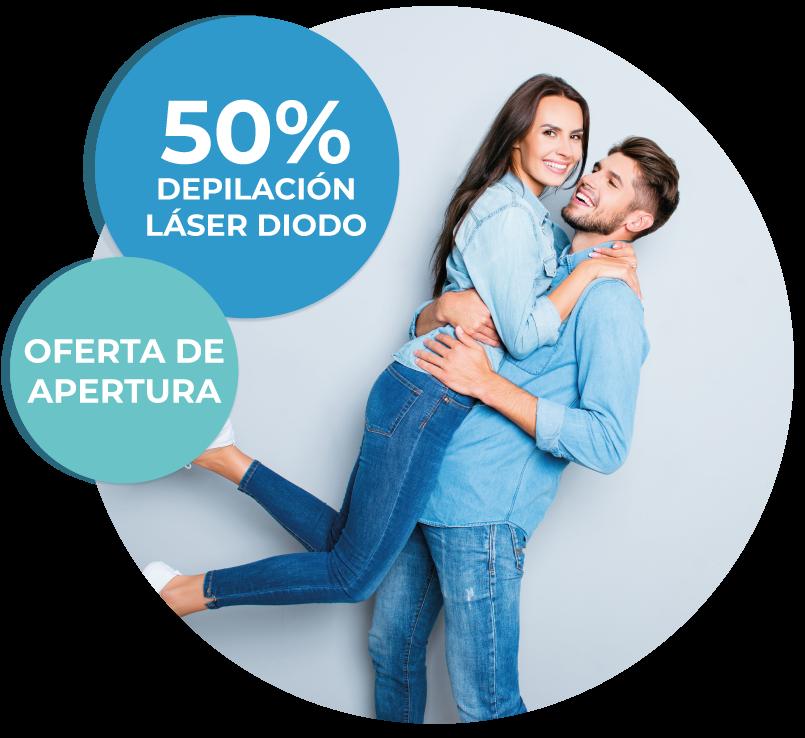 Centros de depilación láser Aperturas