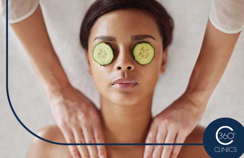 Descubre los beneficios para tu piel del peeling químico en 360Clinics