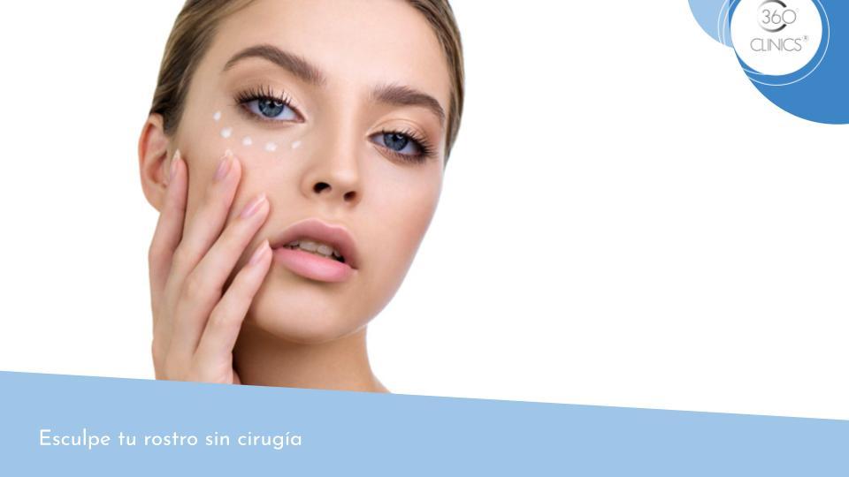 Esculpir el rostro sin cirugías