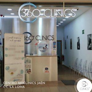 Centro de depilación Láser en Jaén 360clinics