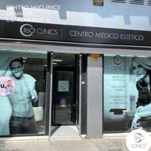 Centro de medicina estética en Granada 360clinics