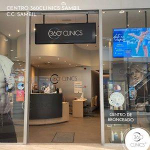 Centro de medicina estética en Madrid. 360clinics sambil