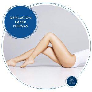 Depilación láser en piernas