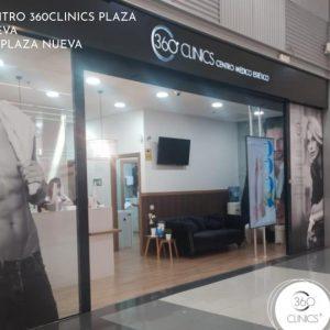 Centro de medicina estética Plaza Nueva Leganés, 360CLINICS